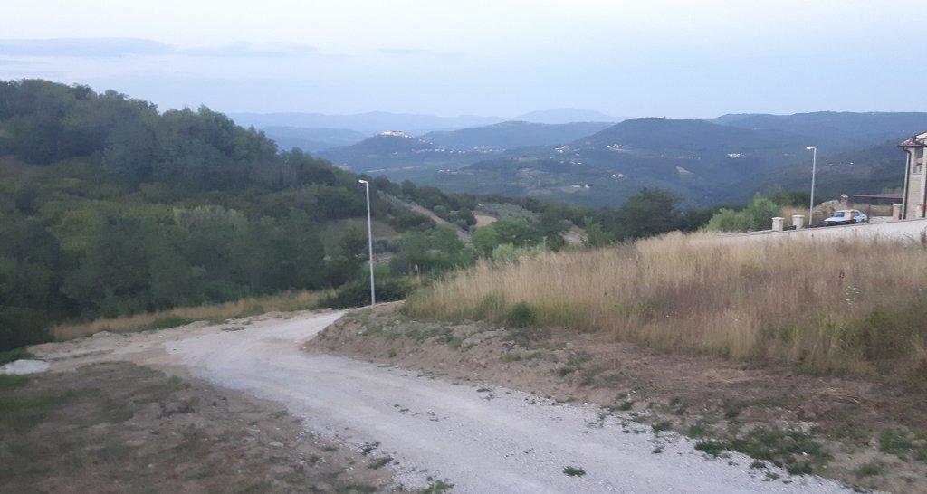 Vižinada směr Motovun