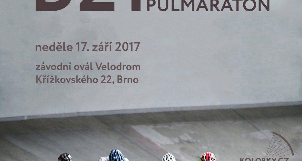 B21 - půlmaraton, pozvánka