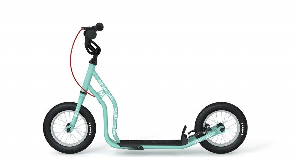 YEDOO Mau New - ideální model pro vstup do světa koloběžek