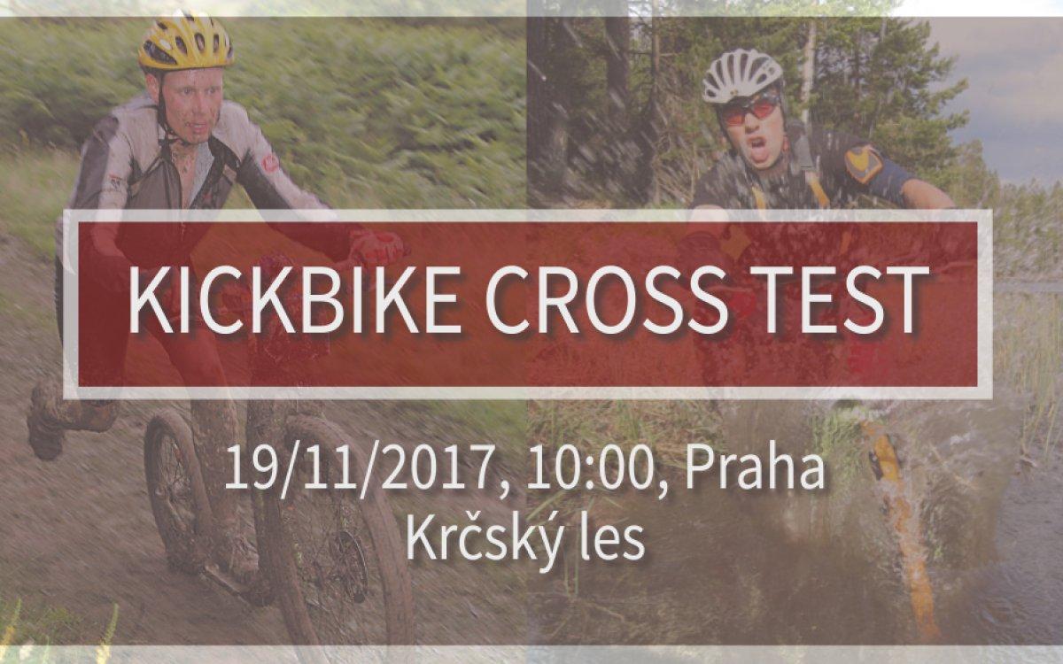 Kickbike Cross Test
