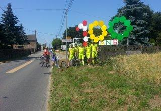 Tour de France na koloběžce 2013 - roviny ve střední Francii