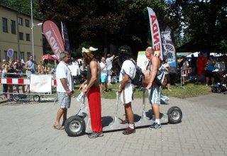 Koloběžková Grand Prix Bechyně aneb sranda závod jak má být!