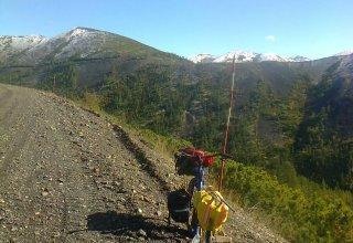 Dalibor Beneš dokončil první část své expedice napříč Sibiří