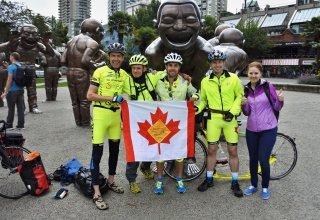 Přejezd Kanady na koloběžce - velký rozhovor s Pepou Kvitou