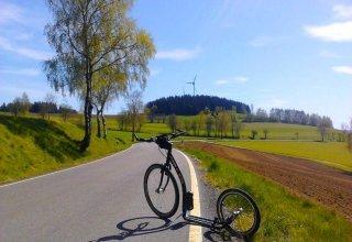 Bavorskem na koloběžce - VI. část, Tirschenreuth – Bärnau