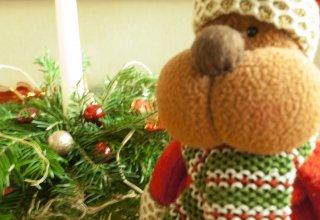Vánoce jsou jen jednou za rok, užijte si je