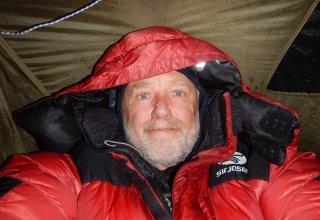 Dalibor Beneš - rozhovor o putování zimní Sibiří na koloběžce