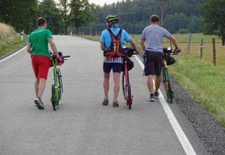 Jak na koloběžkový bikepacking - díl I.