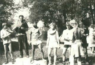 Můj první koloběžkový závod - Luděk Kolář