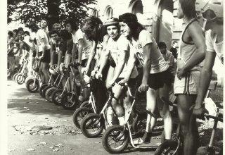 Jak to tenkrát bylo - sedmdesátá léta koloběžkového sportu