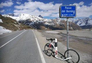 Kopec, který jsem vyjel! Passo del Bernina, Maloja Pass