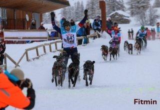 Na MS on-snow stříbro pro Michala Ženíška v závodě čtyřek s hromadným startem