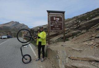 Kopec, který jsem vyjel - Colle del Nivolet, 2612 m