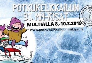 31. Mistrovství světa v ledoběhu vypukne v Multii o nadcházejícím víkendu