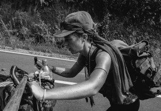 Kolem světa na koloběžce - Borneo a plány pro Austrálii