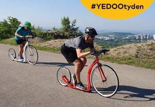 Dupejte pro novou kolobku | #YEDOOtyden