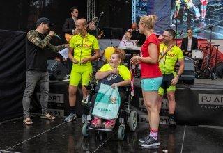 Návrat Tristepu na Metrostav handy cyklo maraton - tentokrát pro Terezku