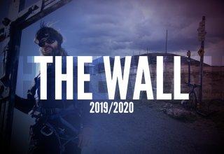 THE WALL 2019 / 2020 - Jelenův pilíř na Kapličku