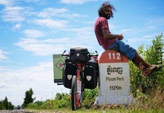 Přejezd Afriky na koloběžce je tu, Marek Jelínek se vydává na svoji další velkou cestu