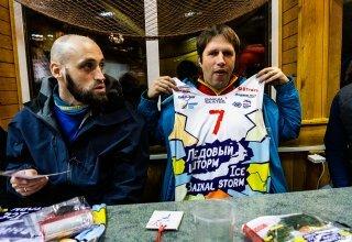 ICE STORM 2020 - část I., Na Sibiř