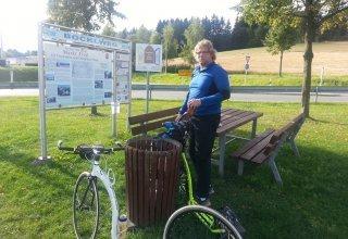 Bavorskem na koloběžce, III. část, Výlet tří cyklostezek