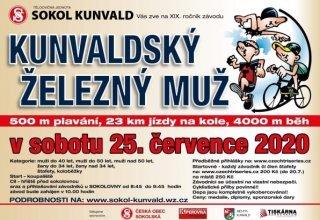 Blíží se další Rollo liga a do Kunvaldu na triatlon