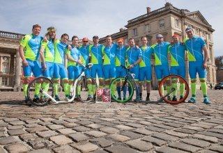 Paříž - Roubaix 2015 na koloběžce