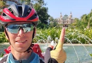 Z Ženevy do Monaka na koloběžce - část II