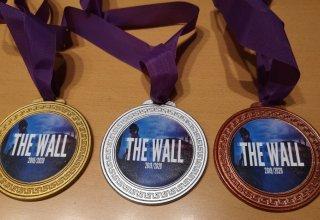 THE WALL 2019/2020 - Poděkování