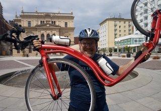 GO Míro GO! Míra Oros vyráží na olympijskou cestu z Paříže do Prahy