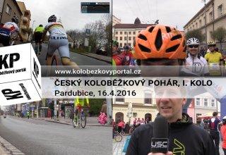 Videoreportáž z prvního kola Českého koloběžkového poháru