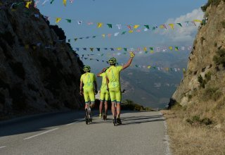 KICK FRANCE 2013, 1. etapa, Porto Vecchio - Bastia, 215km