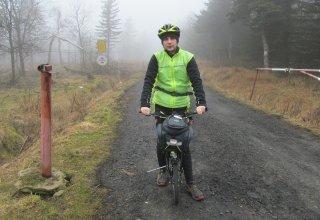 Prvních 100km na koloběžce - Martin Frána