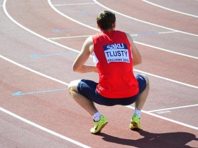 Michal Tlustý se na ME do 23 let v Estonském Tallinu se ve štafetě na 4*400m umístil na čtvrtém místě.