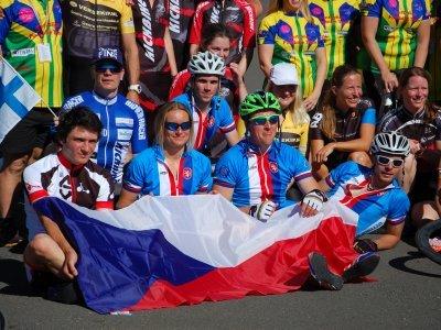 Český mančaft na MS / zdroj: Tomáš Pelc a AFA