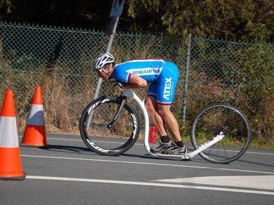 A nakonec si Pelcík jede pro zlato v maratonu: / zdroj: Tomáš Pelc a AFA