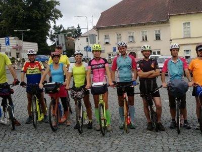 Oficiální start Přejezdu ČR