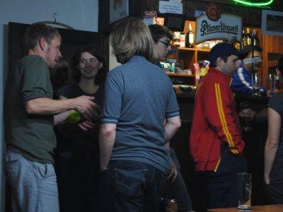 Chata Cihelny a její bar