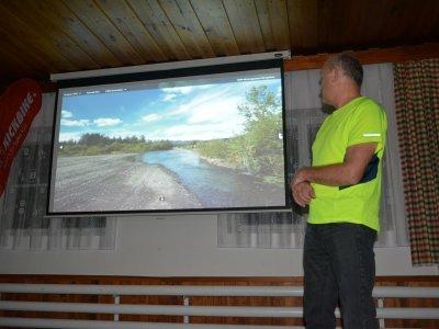 Dalibor Beneš a jeho neskutečné povídání o přejezdu Sibiře na koloběžce