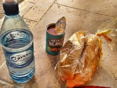 Snídaně, oběd večeře... / zdroj: Marek Jelínek