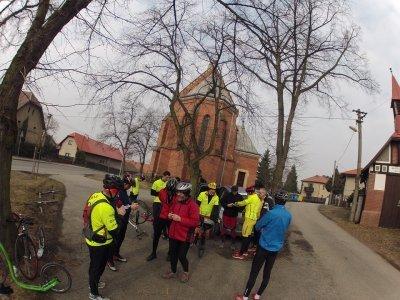 U kostelíka na Zvoli - Tour Čechy 2013