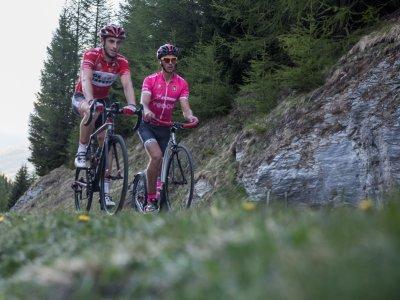 S Laurentem na Umbrailu / foto: Ivo Dvořák