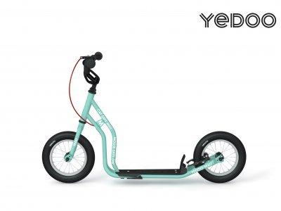 Yedoo Mau New - ideální model pro vstup do světa koloběžek, pro děti od 4 let