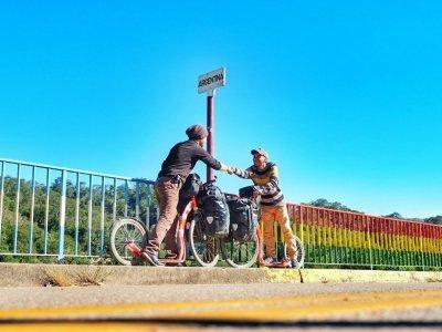 Na hranicích Argentiny, foto: Marek Jelínek