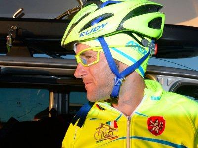 Honza Vlášek a jeho výbava na Tour de France