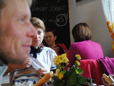 Alpo a oběd Na Kvildě