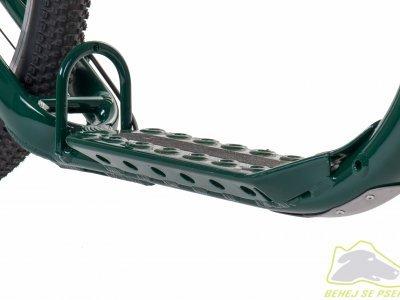 Detail praktického stupátka koloběžky Kickbike Cross MAX 20 - Behejsepsem