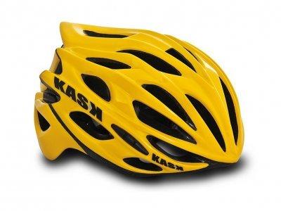 Helma - jak jinak než žlutá.