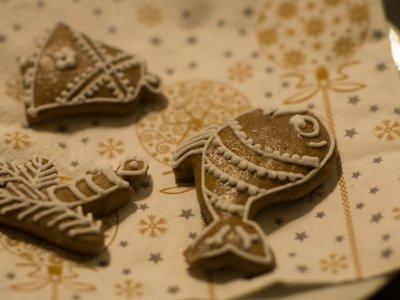Perníčky od Jelenů - Vánoce jsou tady