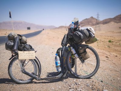 Na cestě po Iránu / foto: Blandine